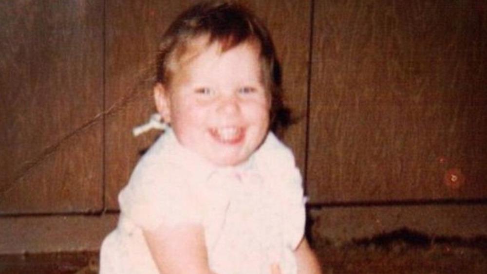 Chrissy Metz de bebé