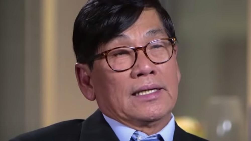 Dr. Dao en una entrevista de ABC News