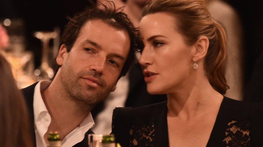Edward Abel Smith y Kate Winslet