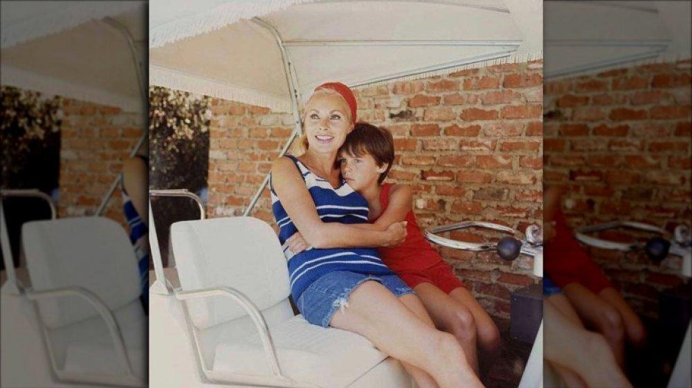 Jamie Lee Curtis y Janet Leigh