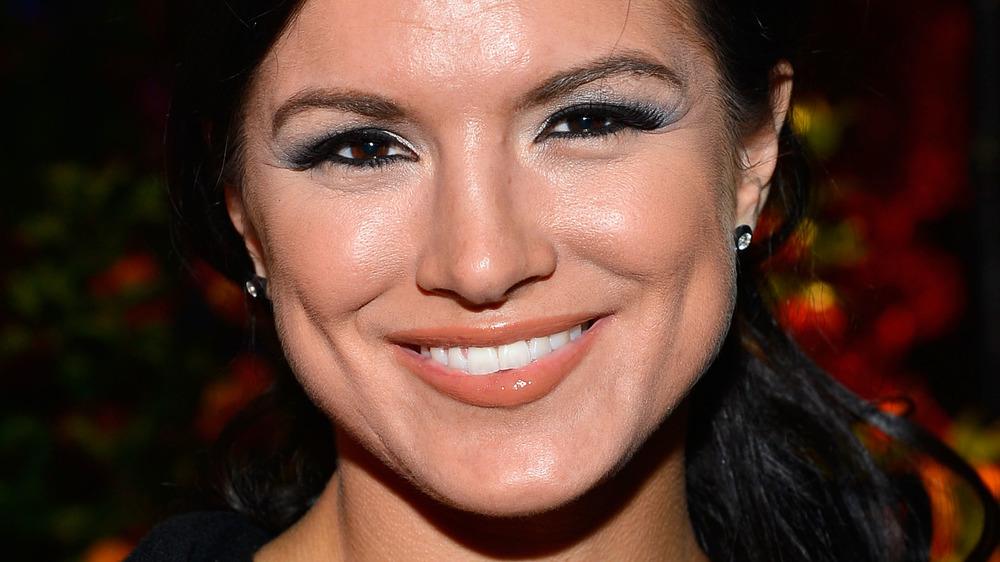 Gina Carano sonriendo