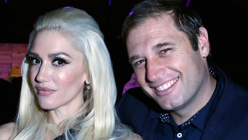 Gwen Stefani y su hermano Todd Stefani