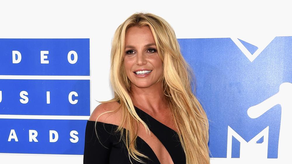 Britney en los MTV VMAs 2016