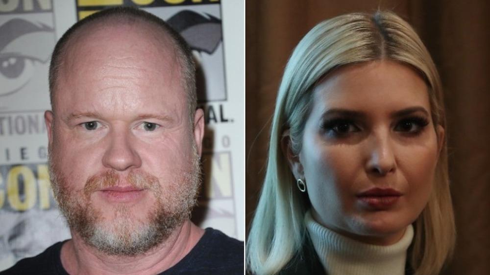 Joss Whedon e Ivanka Trump lucen serios