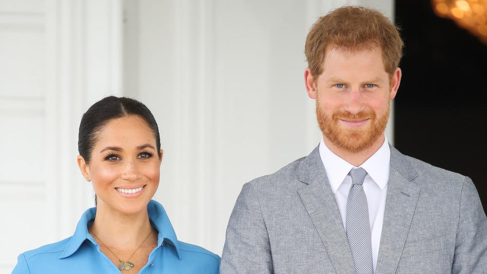 El príncipe Harry y Meghan Markle 2018 giran por Australia, Fiji, Tonga y Nueva Zelanda