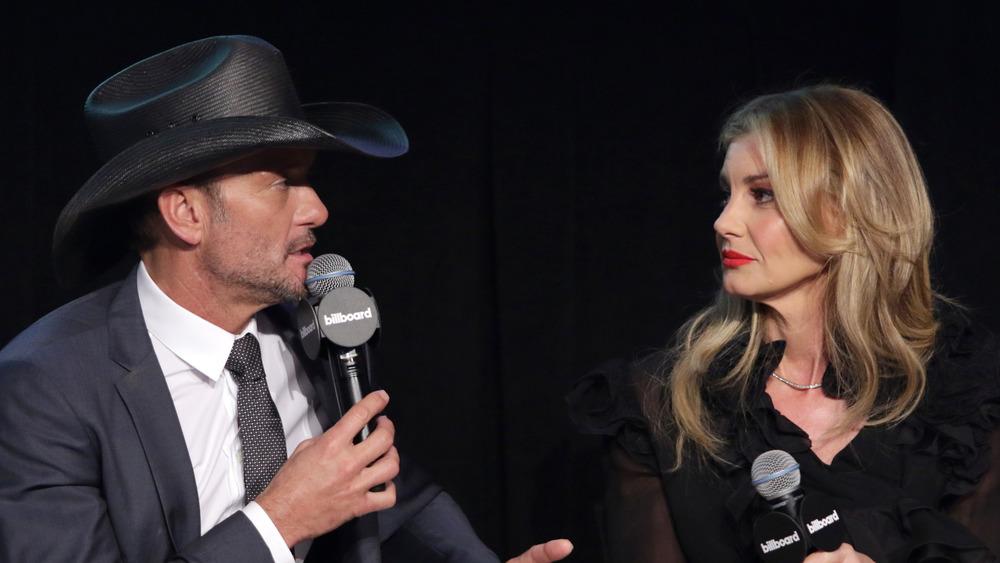 Tim McGraw y Faith Hill