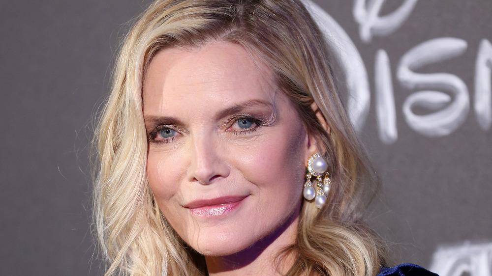 "Michelle Pfeiffer en el estreno de ""Maleficent - Mistress Of Evil"""