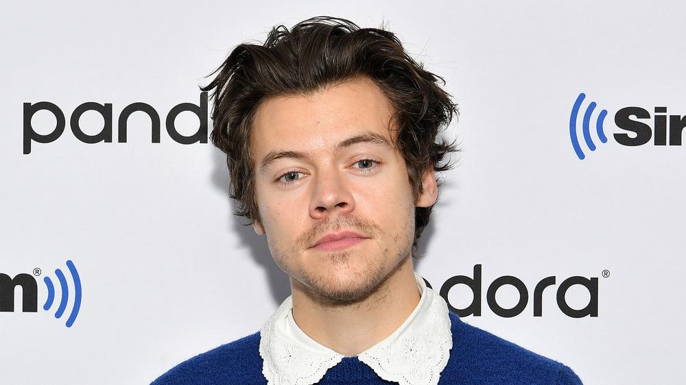 Harry Styles en la alfombra roja