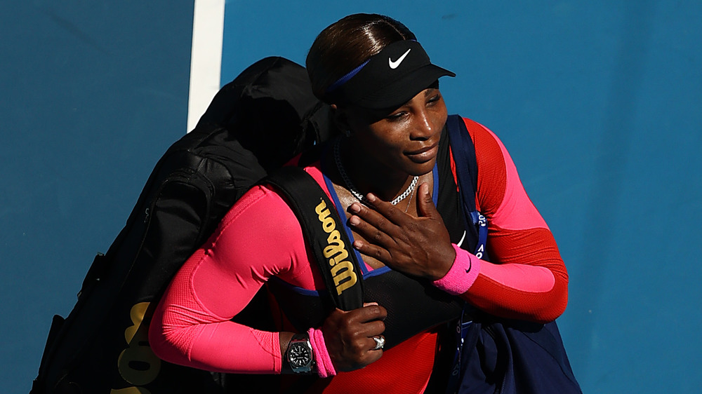 Serena Williams Abierto de Australia