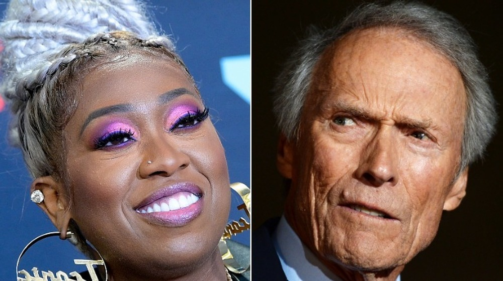 Missy Elliott y Clint Eastwood