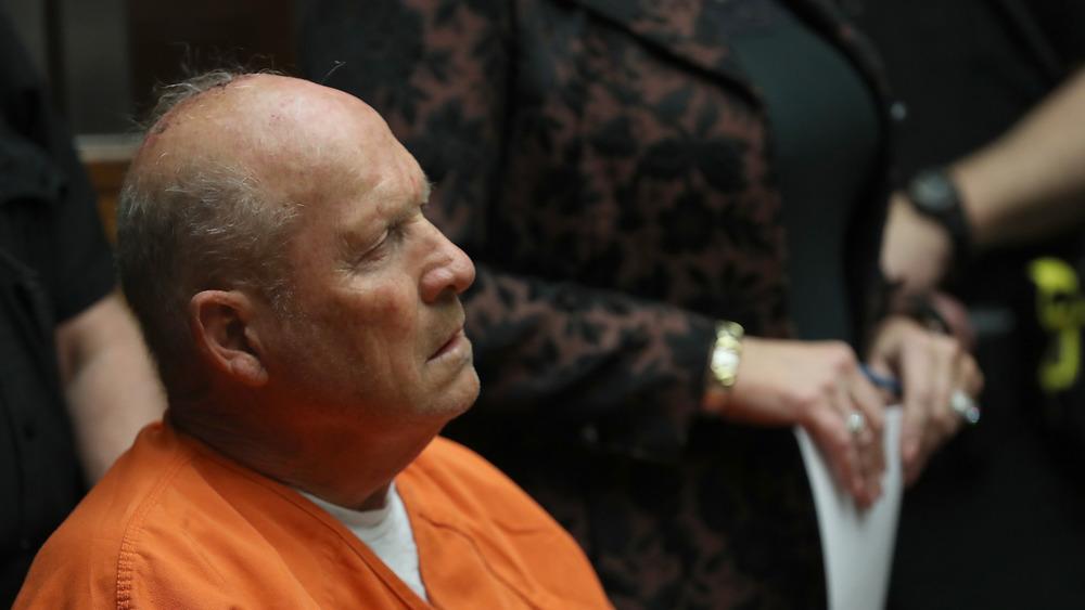 Joseph James DeAngelo en la corte