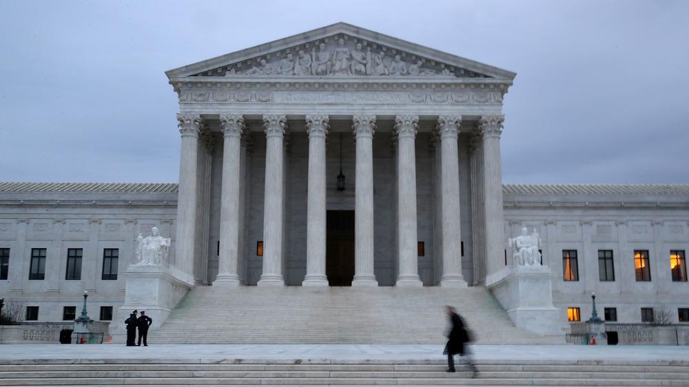 Foto de la Corte Suprema