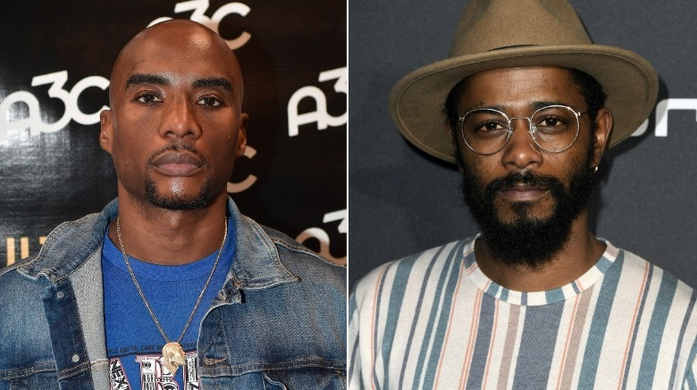 Charlamagne Tha God y Lakeith Stanfield