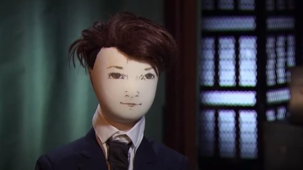 La muñeca de Adam Gottschalk en The Bachelorette