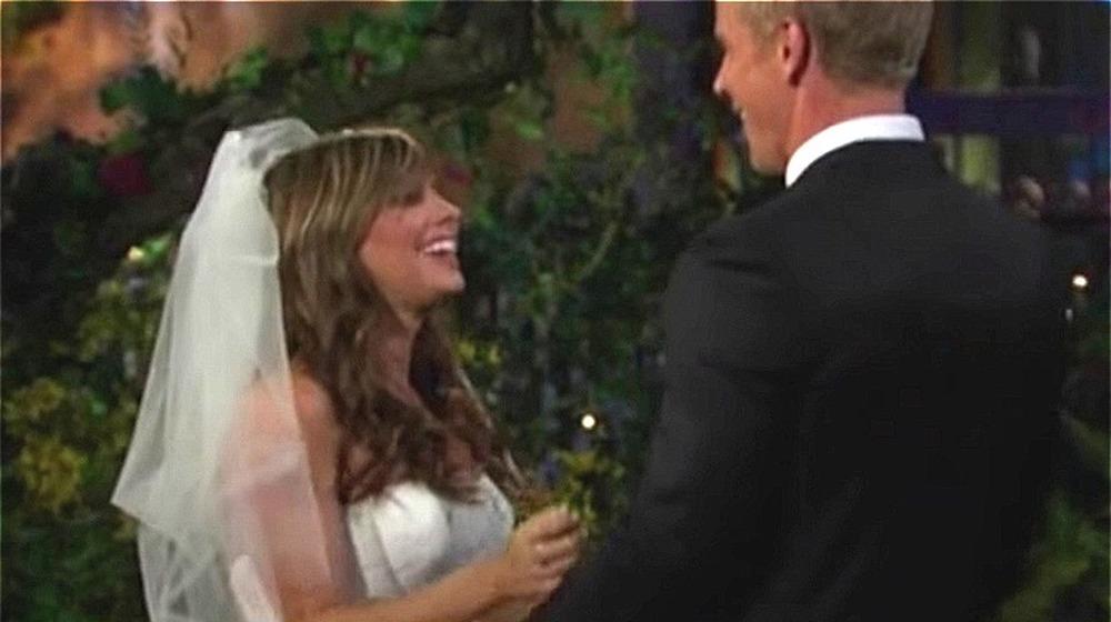Lindsay Yenter y Sean Lowe en The Bachelor