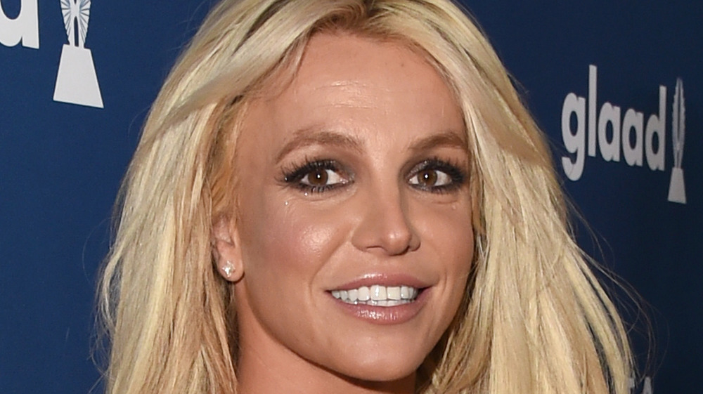 Alfombra roja de Britney Spears