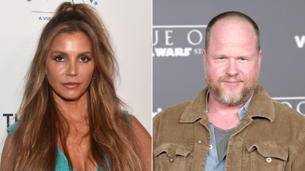 "Gala de la sed de Charisma Carpenter 2019;  Estreno de Joss Whedon ""Rogue One: Una historia de Star Wars"""