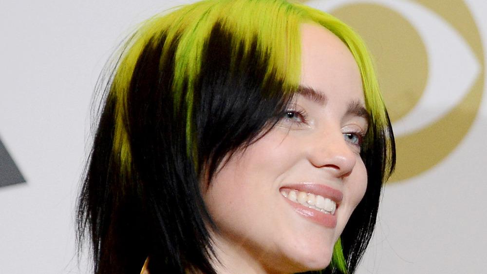 Billie Eilish celebra sus premios en los Grammy 2020