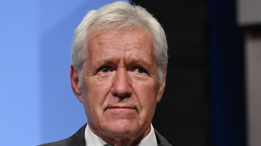 Retrato de Alex Trebek