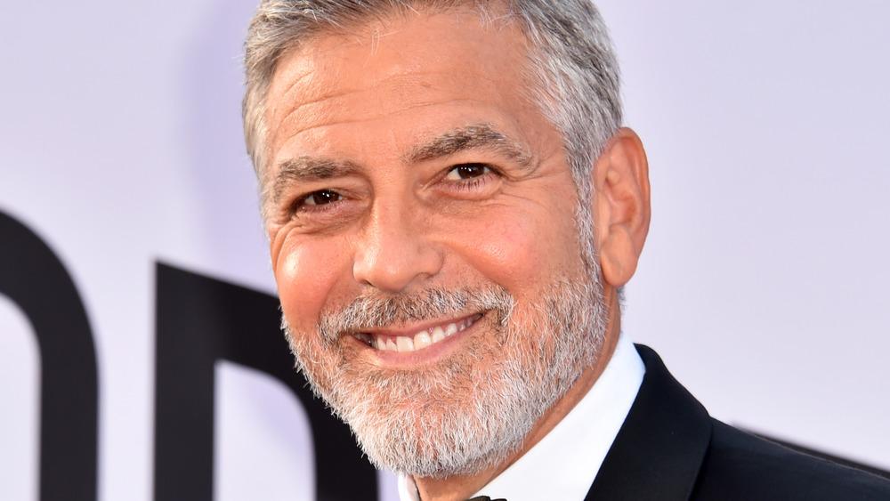 George Clooney en un evento
