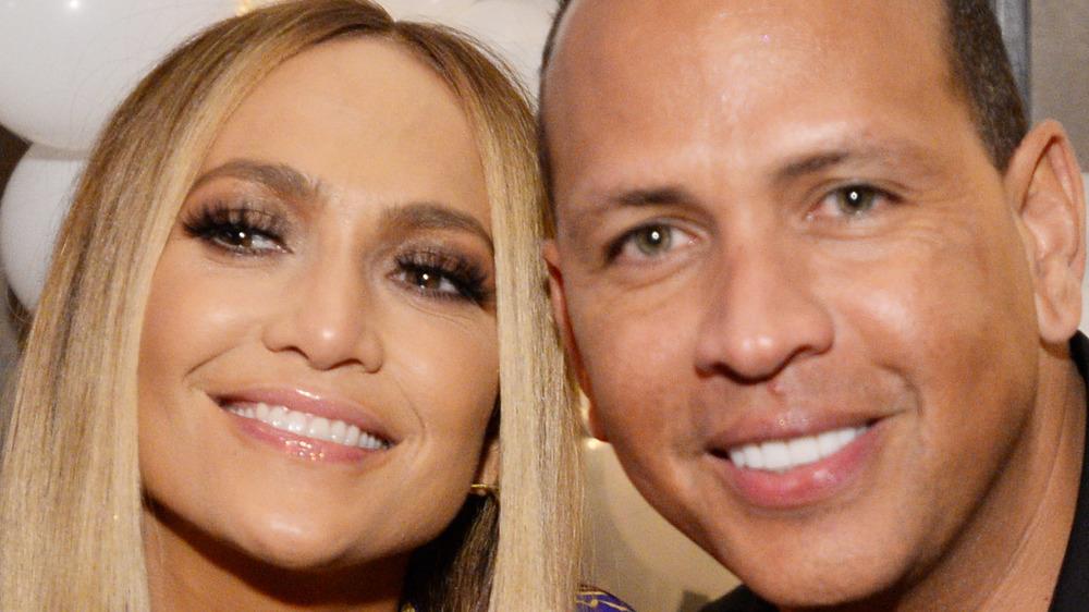 Jennifer Lopez y Alex Rodriguez en los MTV Vanguard Awards 2018