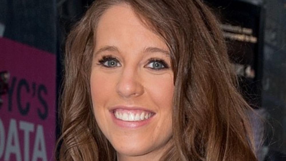 Jill Duggar Dillard sonriendo