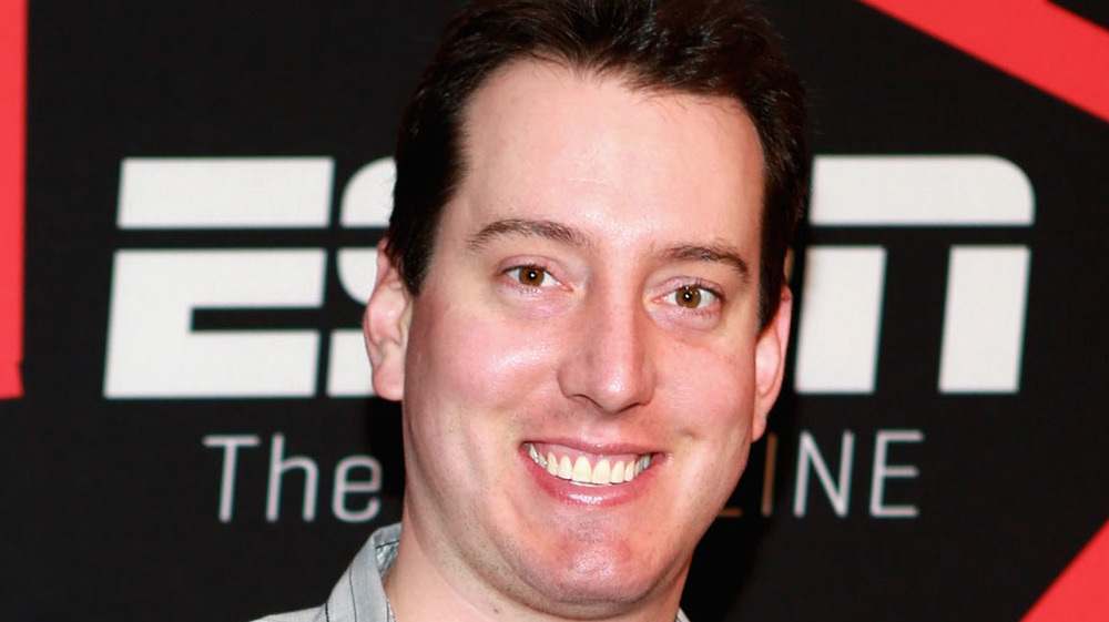 Kyle Busch en ESPN The Magazine's