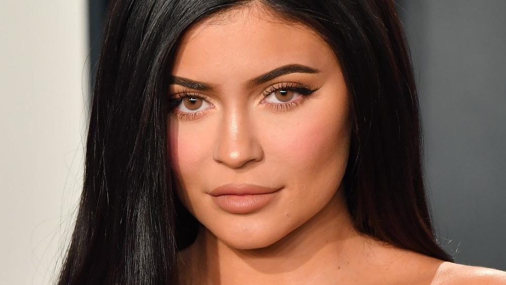 Kylie Jenner en la fiesta de Vanity Fair