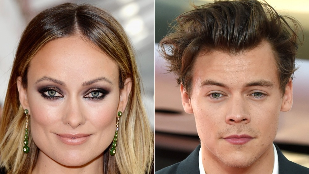 Olivia Wilde y Harry Styles