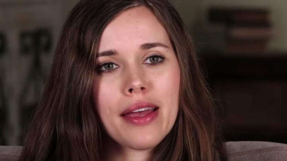"""Jessa Duggar Seewald en un episodio de """"Contando con"""" TLC 2020"""