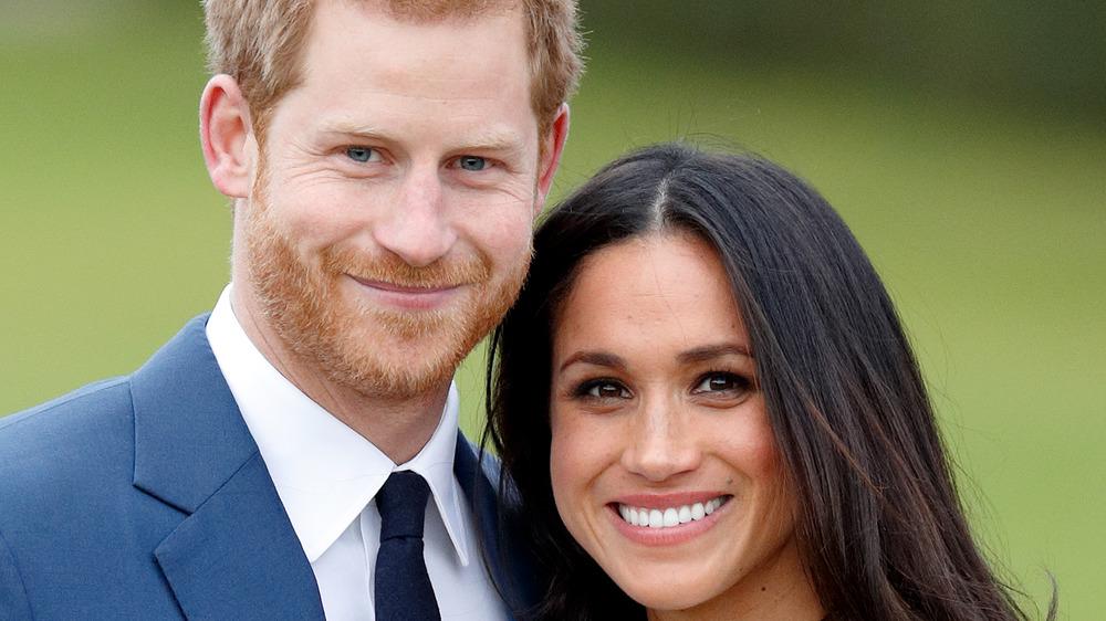El príncipe Harry y Meghan Markle anuncian su compromiso