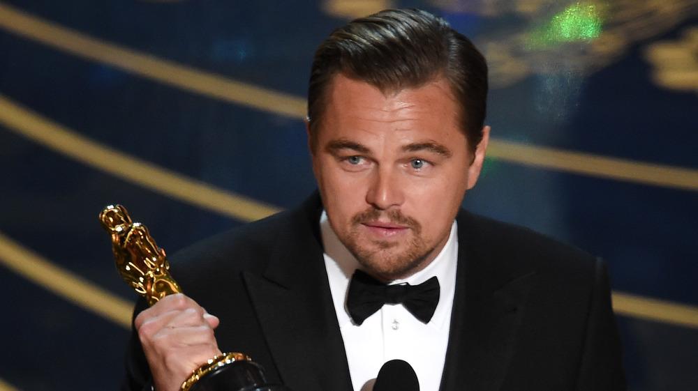 Premios de la Academia Leonardo DiCaprio