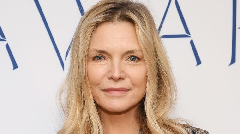 Michelle Pfeiffer asiste a un evento