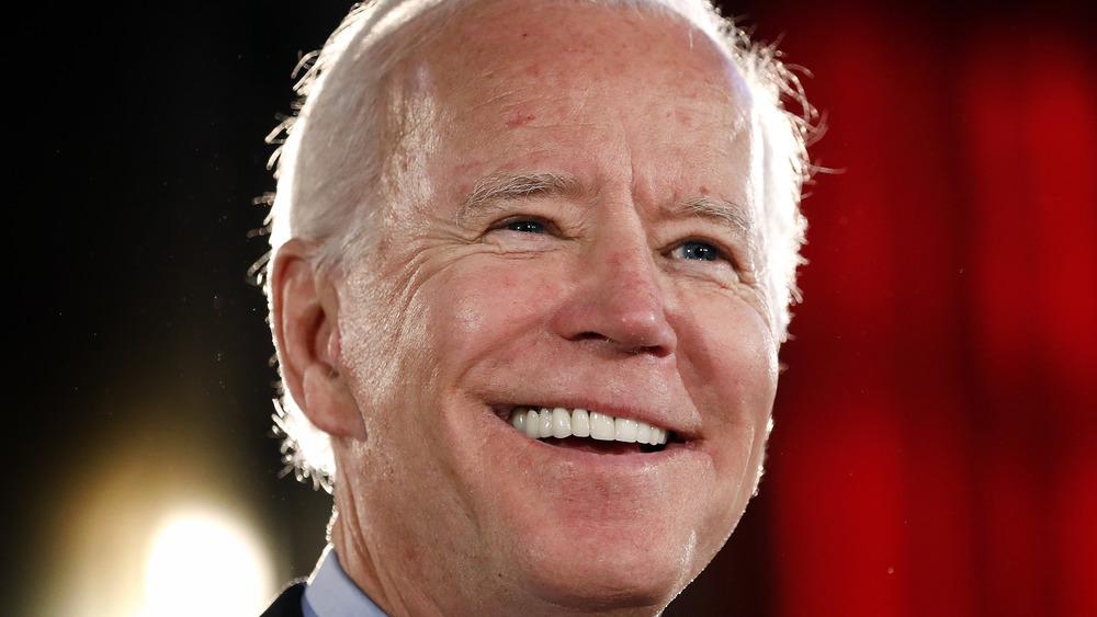 Joe Biden en un evento