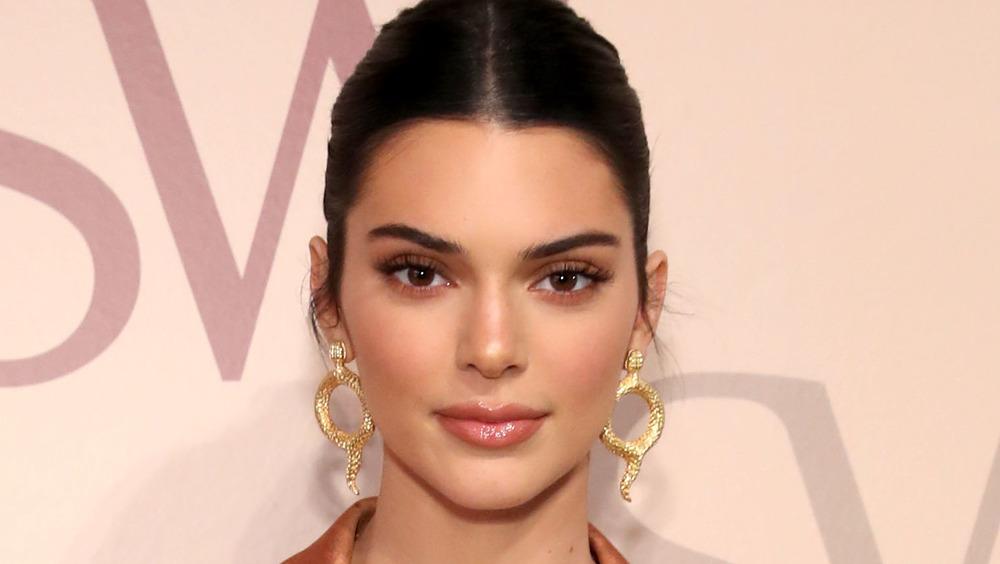 Kendall Jenner en la alfombra roja
