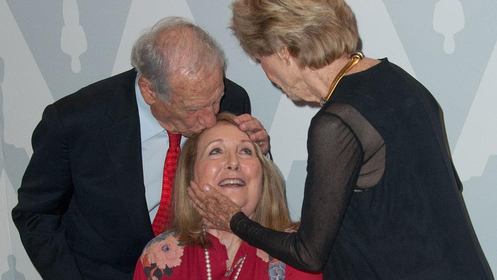 Mel Brooks, Teri Garr y Cloris Leachman