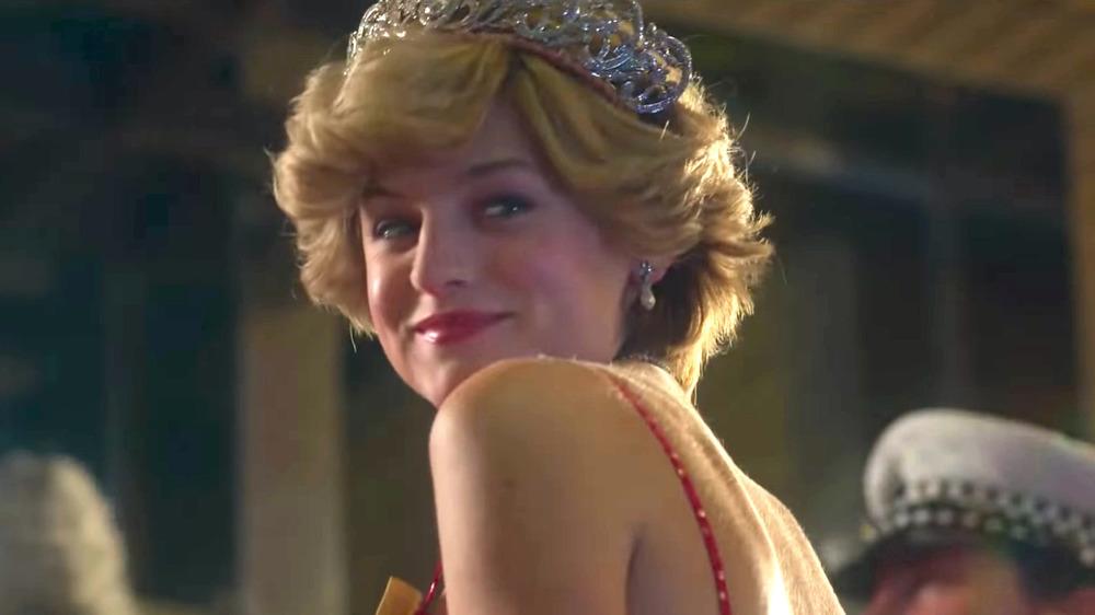 Emma Corrin en La corona