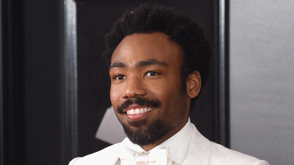 Donald Glover en los premios Grammy
