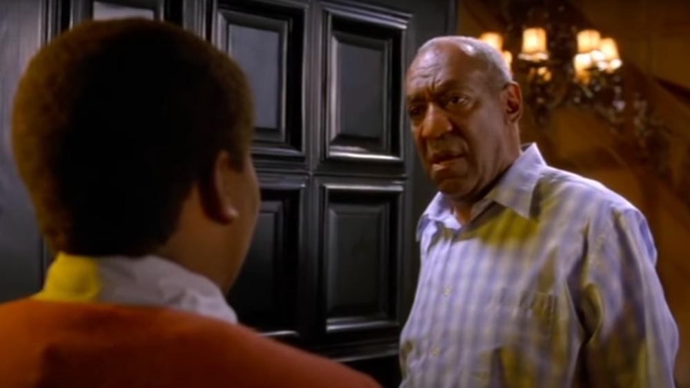 Kenan Thompson y Bill Cosby en Fat Albert