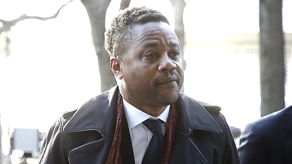 Cuba Gooding Jr.llega a la corte en 2020