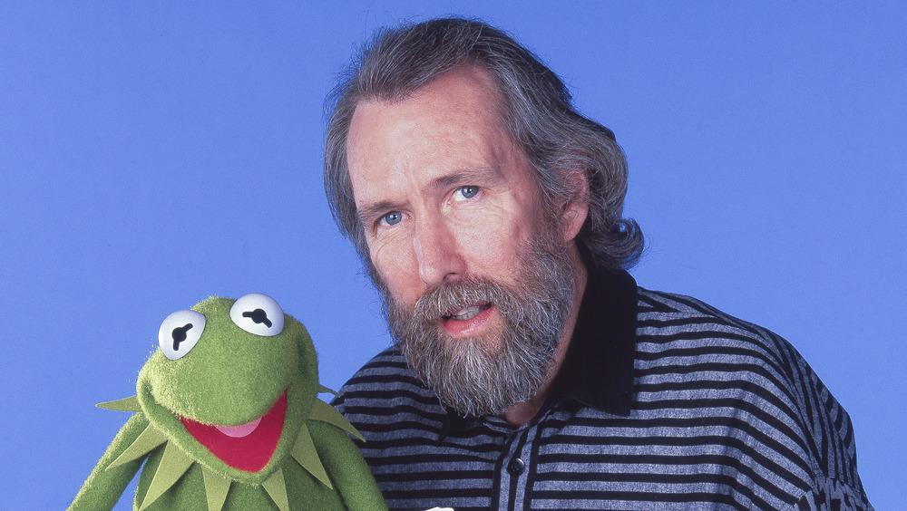 Jim Henson con Kermit the Frog