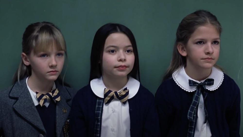 Miranda Cosgrove como Summer in School of Rock