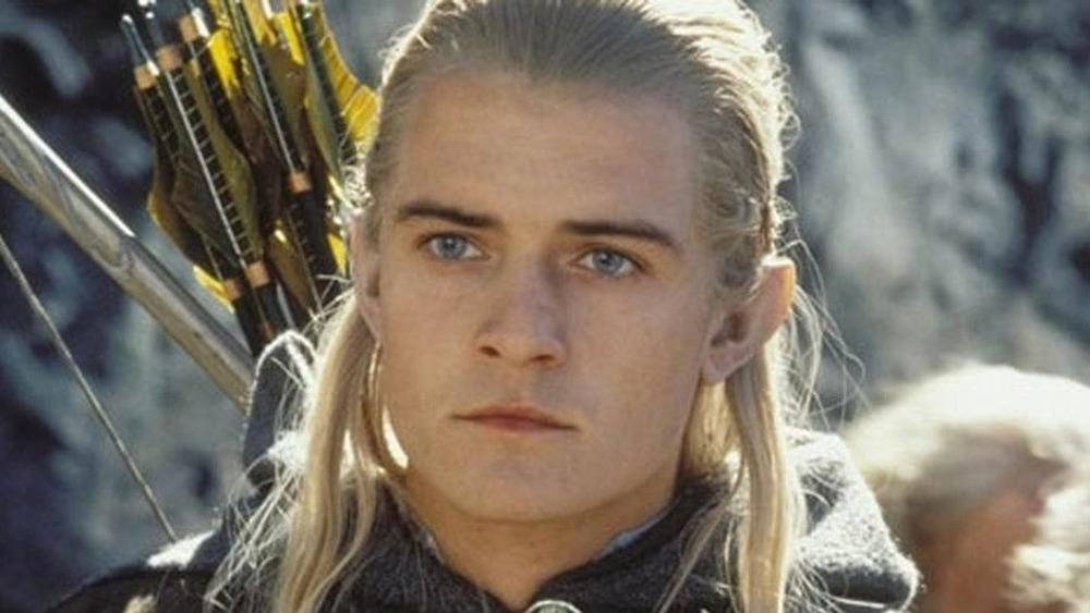 Orlando Bloom como Legolas