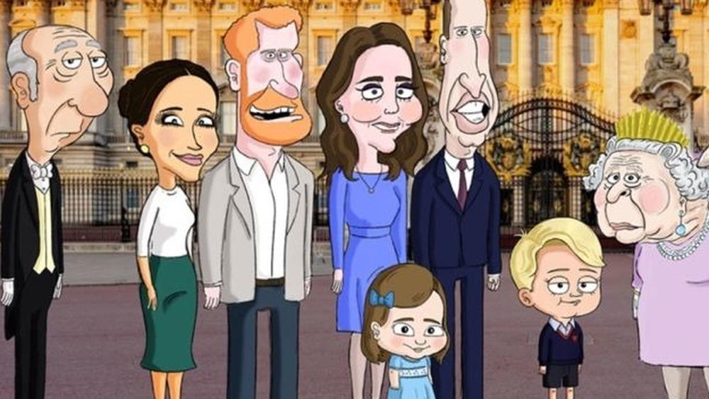 Dibujos animados de Orlando Bloom, El Príncipe
