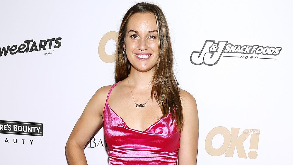 Hannah Berner sonriendo