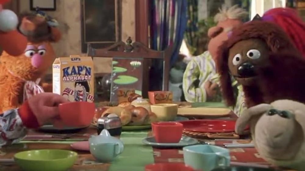 Baab la oveja en Muppets from Space