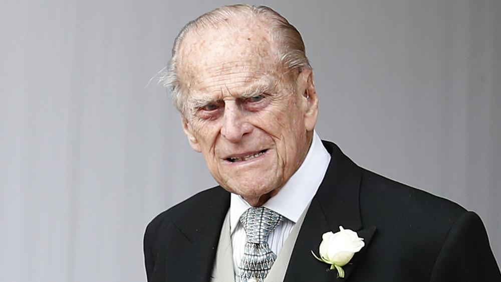 Corbata Príncipe Felipe