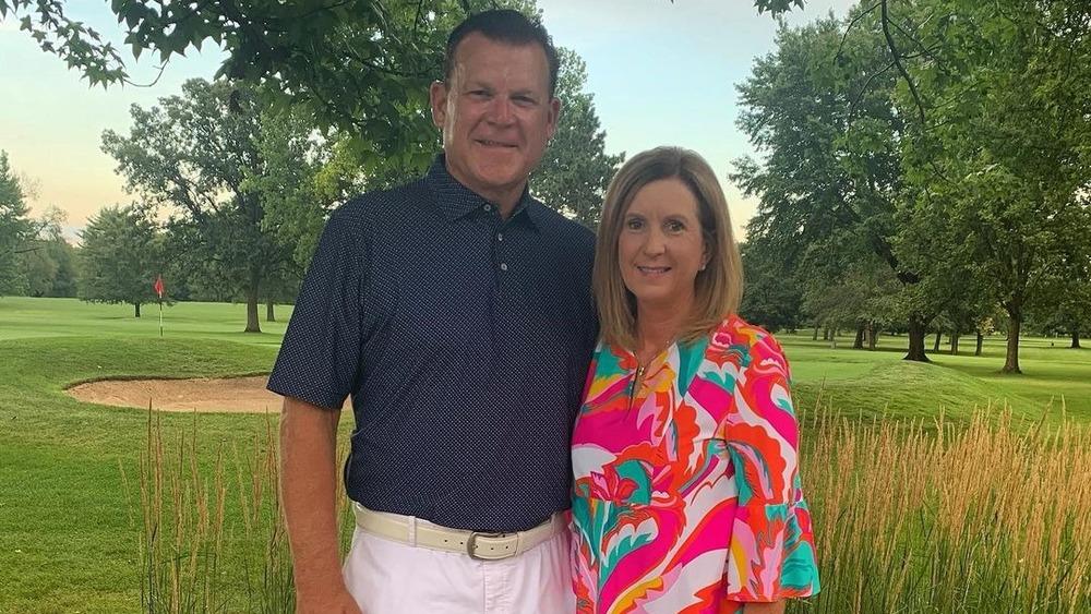 Brad Underwood y Susan Underwood
