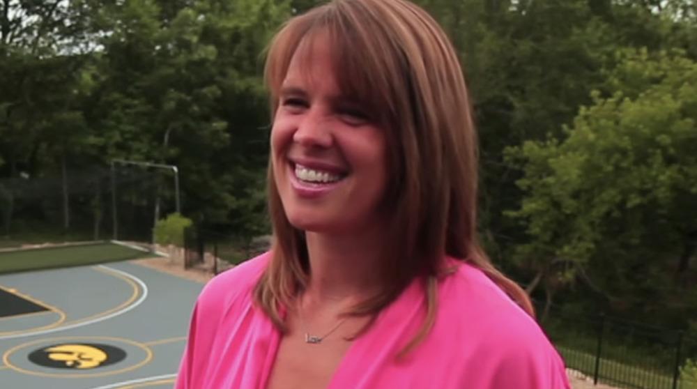 Margaret McCaffery sonriendo