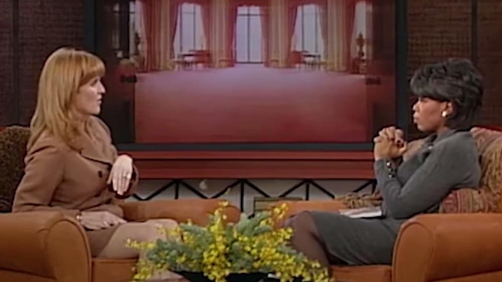 Oprah Winfrey y Sarah Ferguson